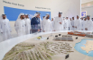 Dubai ruler visits World Future Energy Summit