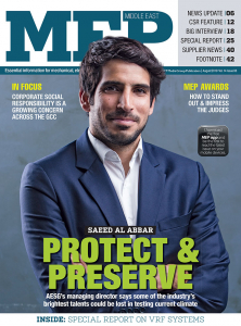 MEP Middle East - August 2019