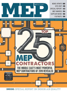 MEP Middle East - September 2019