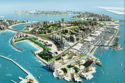 Deira Islands: Tender for construction of marinas
