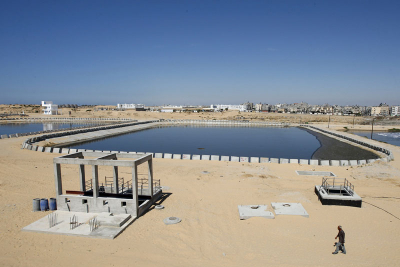 Landia to supply pumps for Jordan wastewater treatment plant
