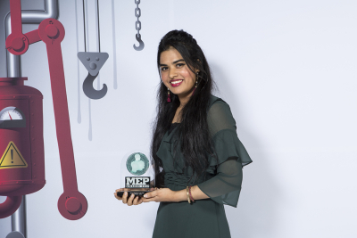 MEP Awards 2017: Neha Nikhat wins Young Engineer of the Year
