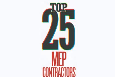 Top 25 MEP Contractors 2016