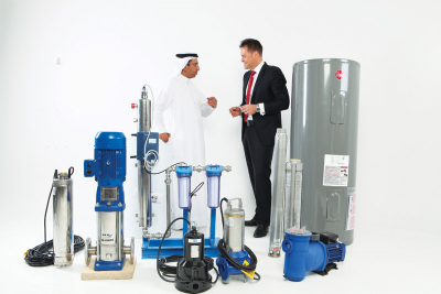 Supply Chain: ARJ Water Technology