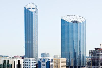 Site visit: MEP at World Trade Centre, Abu Dhabi