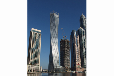 Hitches & Glitches bags Cayan Tower MEP contract