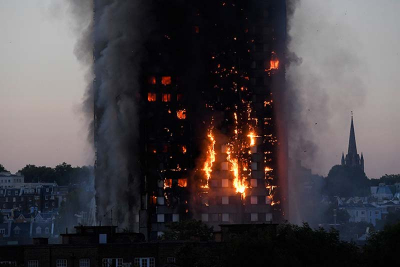 Lessons from London's 2017 Grenfell Tower fire