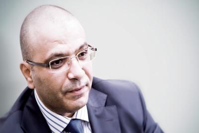 Face to face: Walid Oraby, Metito