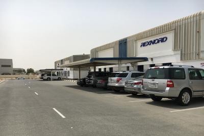 UAE: Zurn inaugurates 930-sqm warehouse in Jafza