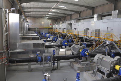 Iraq: Protechnique wins work on $80m water project