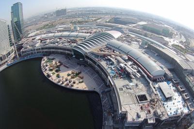 Site visit: Dubai Festival City