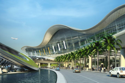 HLG wins $160m Midfield Terminal infra deal