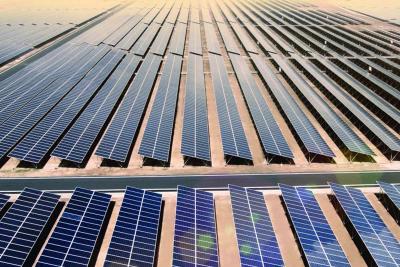 Saudi-led Acwa consortium wins $3.8bn Dubai solar park project