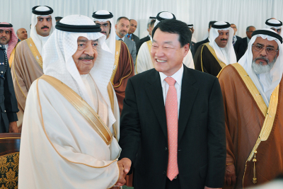 Samsung completes $325mn Bahrain STP project