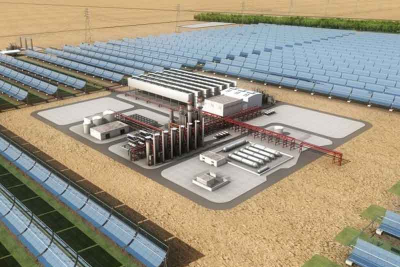 Abu Dhabi to get world's largest solar power plant