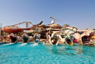 Site visit: Yas Waterworld