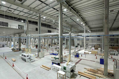 How modular construction can reduce waste on site