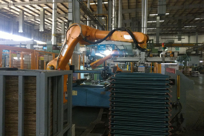 Midea aims to completely automate its AC manufacturing facilities