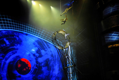 The technology that keeps Dubai's La Perle cool and hydrated