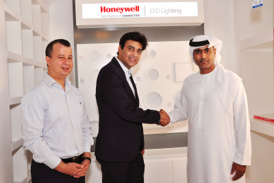 BMTC, MAFCO sign agreement to distribute Honeywell LED lighting solutions in the UAE
