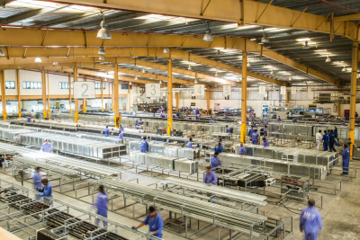 In pictures: BK Gulf Modular Systems MEP fabrication factory