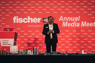 MEP a critical sector for German firm fischer, says managing director