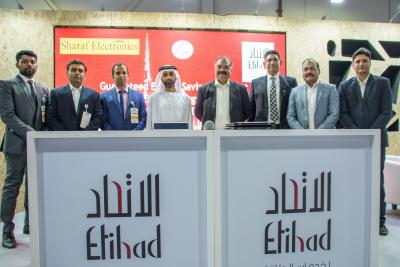 Etihad ESCO, Sharaf Electronics sign agreement to retrofit three terminals of Dubai Airport