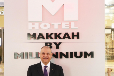 M Hotel Makkah by Millennium promotes Khaled Nabil to executive assistant manager