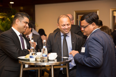 MEP Conference 2019 networking images