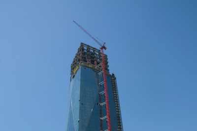 Installing MEP systems at ICD Brookfield Place is a challenging engineering feat, states JLW Middle East