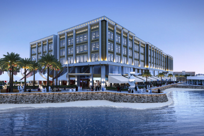 Mixed-used development in Oman awarded LEED Gold