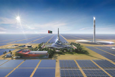 Shanghai Electric has been awarded EPC contract for 5th phase project of Dubai solar park