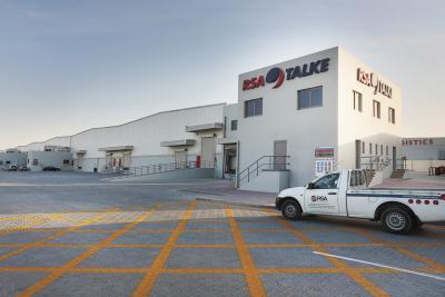 Siraj Power's solar PVs cover RSA-Talke warehouses in Dubai South
