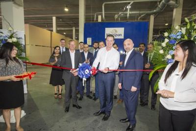 Kingspan inaugurates new duct panel production line in Dubai