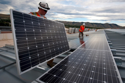 OPWP opens bidding process for twin Manah solar power projects
