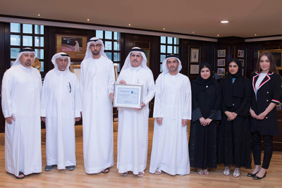 The Clean Energy Ministerial awards DEWA with Global Energy Management Insight prize for 2019