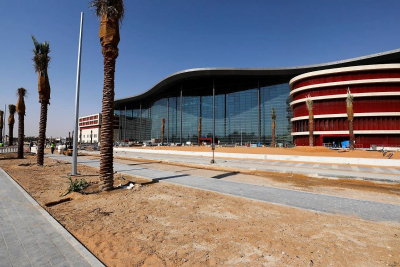 Musanada says $1.2billion New Al Ain Hospital 89% complete