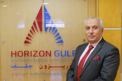 Top 25 MEP Contractors Rankings 2019 #15: Hazem Fraij at Horizon Gulf