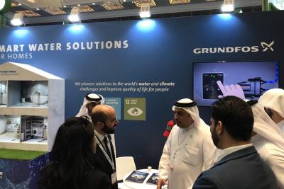 Grundfos's smart water solution showcased at Arab Ministerial Forum on Housing & Urban Development