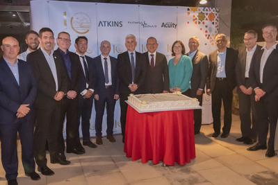 Atkins marks decade of business in Saudi Arabia