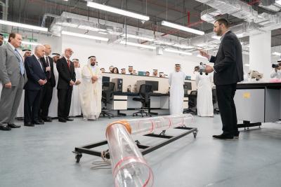 HH Dr Sheikh Sultan bin Muhammad Al Qasimi inaugurates facility at American University of Sharjah