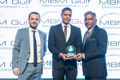 MEP Middle East Awards: Plumbing Project of the Year - Terra the Sustainability Pavilion, Burohappold