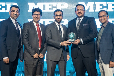 MEP Middle East Awards: Supplier of the Year - Leminar Air Conditioning Company LLC