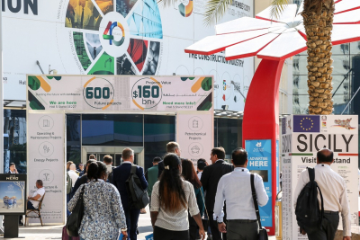 Elematic showcases latest in precast concrete production technology at Big 5