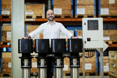 Grundfos showcases digitalised sustainable tech at The Big 5 Show