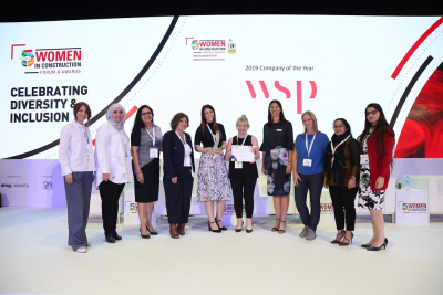Winners of The Big 5 Show's Women in Construction Awards unveiled