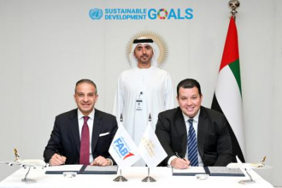 Etihad first airline to raise funds for sustainability project