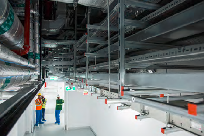Turner & Townsend completes expansion programme for Khazna Data Centres