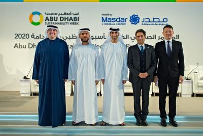 Abu Dhabi Sustainability Week 2020 declares 'decade of action'