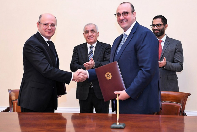 Masdar agrees deal to construct 220MW solar PV plant in Azerbaijan